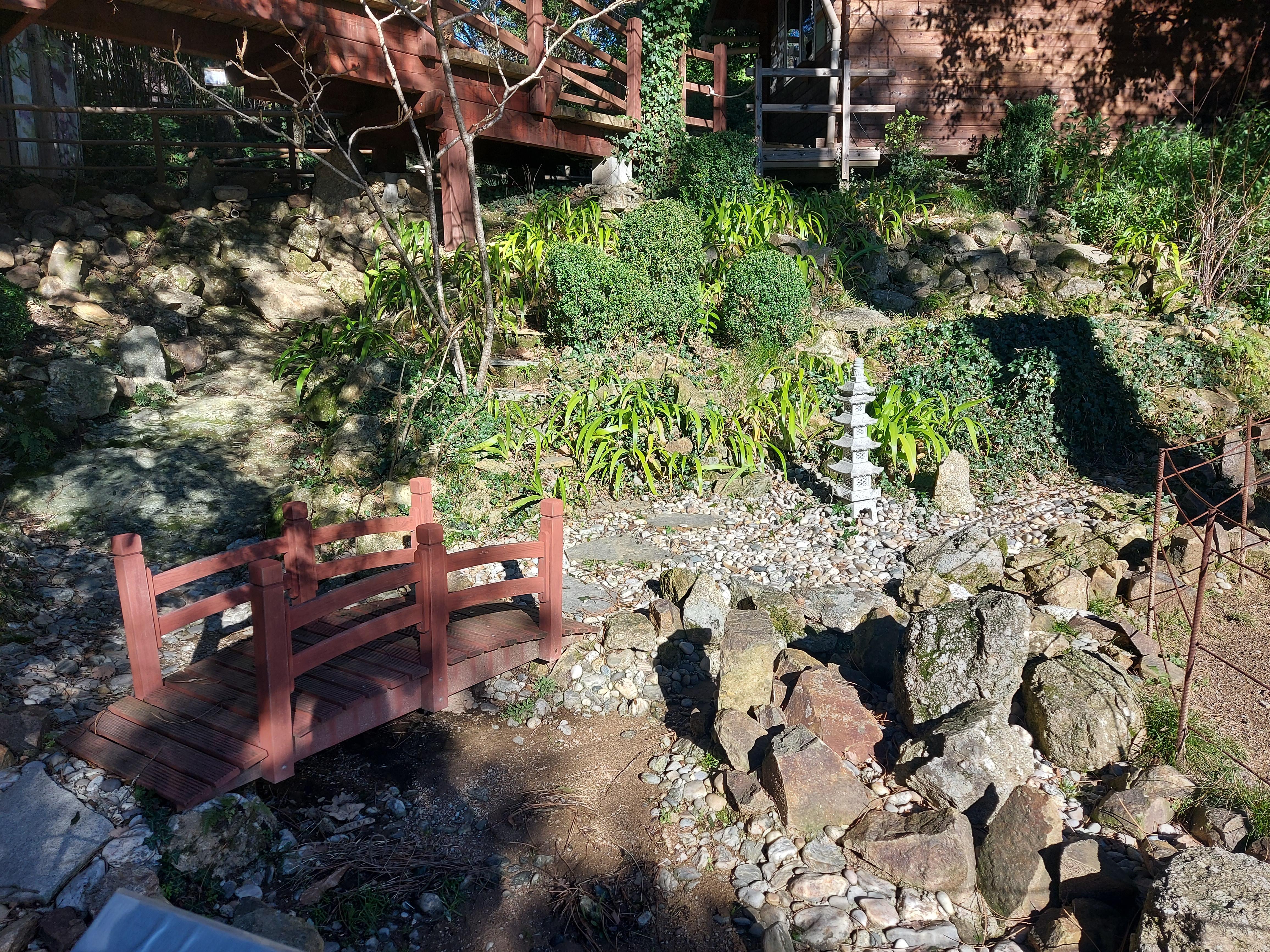 jardins japonais de Mialet