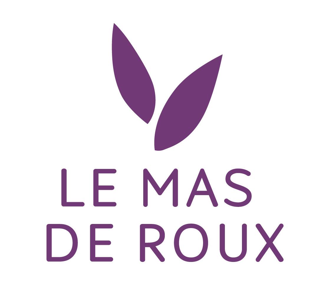logo du Mas de roux location de gîtes et chambres d'hôtes dans le département du gard